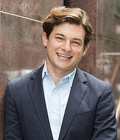 Head shot of smiling Project Sunshine founder