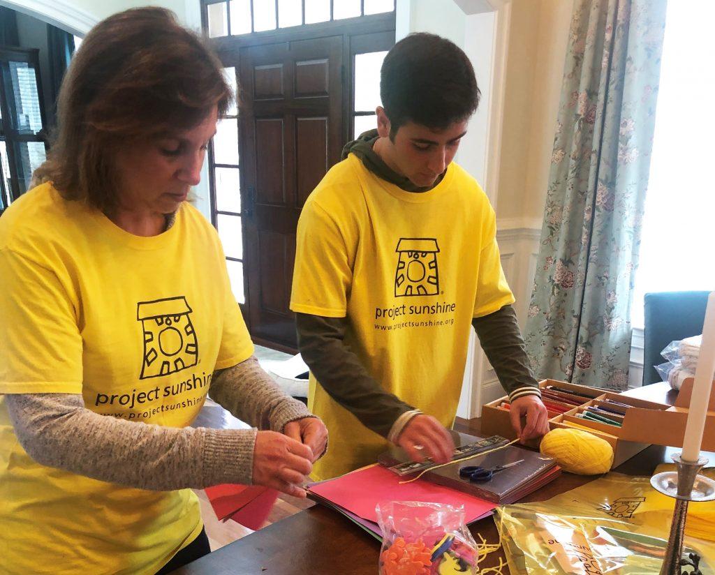 Project Sunshine TelePlay Volunteer: Robyn