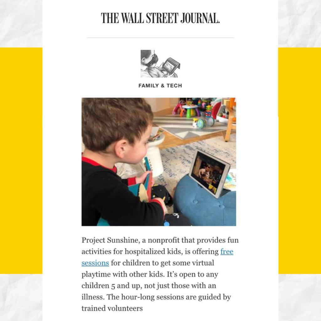 The Wall Street Journal Highlights